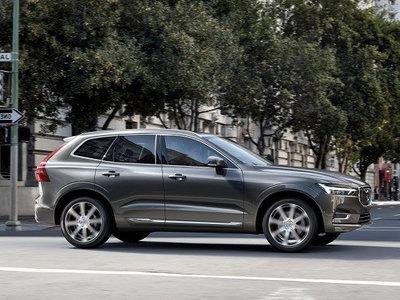 Volvo celebra su aniversario número 90 iniciando la producción del nuevo XC60
