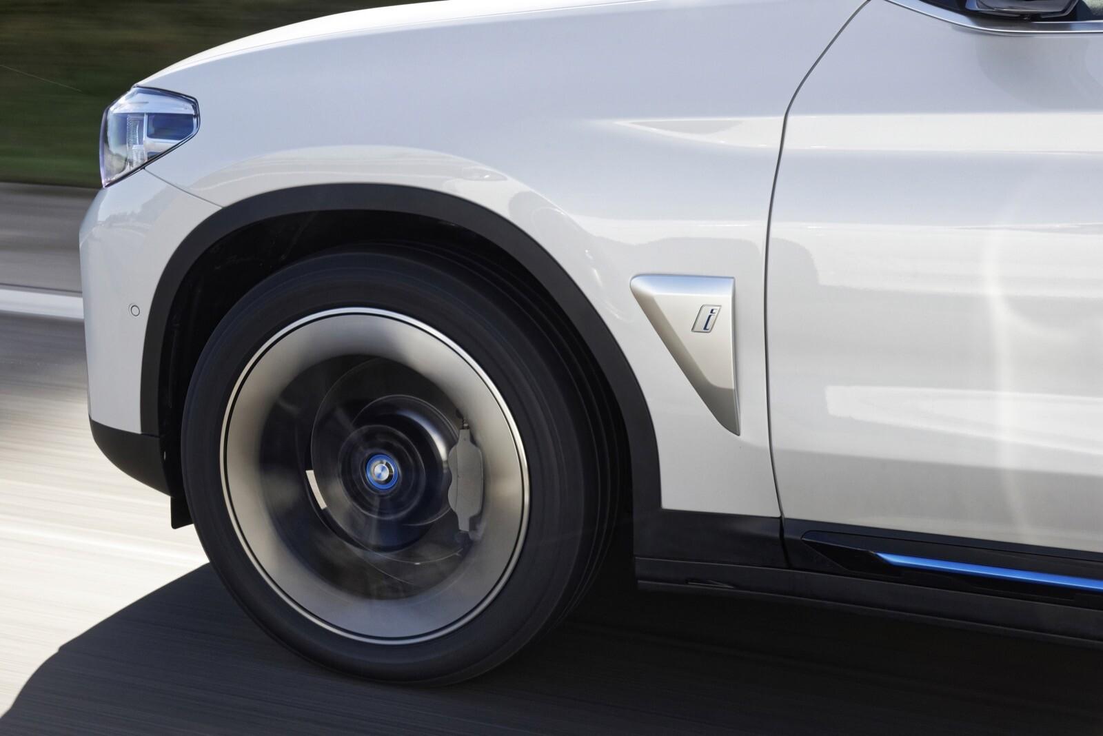 Foto de BMW iX3 (prueba) (61/65)