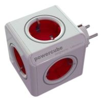 Regleta Allocacoc PowerCube con 5 tomas por 9,46 euros