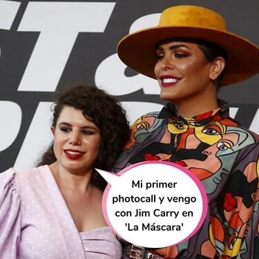"""La pregunta incómoda a Carla Vigo sobre su tía, Letizia Ortiz, que no sabe (o quiere) responder: """"Pues bueno..."""""""