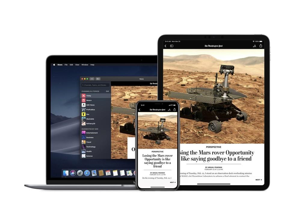 Apple está creando un equipamiento en Nueva York centrado en Apple™ News, según las ofertas de empleo