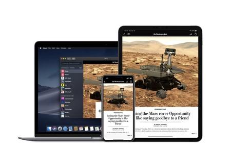 Apple está creando un equipo en Nueva York centrado en Apple News, según las ofertas de empleo