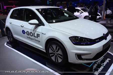 VW e-Golf Intelligent Charge