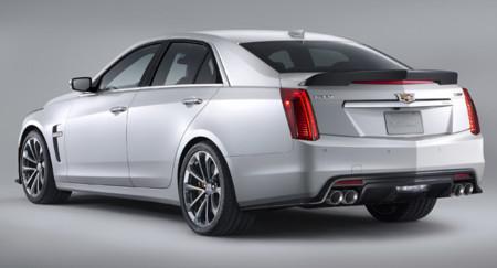 El Cadillac CTS-V llega a Europa en otoño, desde 98.500 euros en Alemania