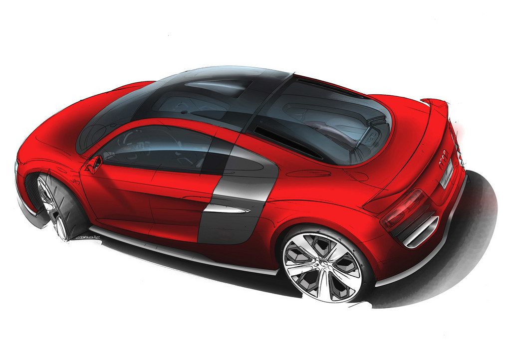 Foto de Audi R8 TDI Le Mans (8/12)