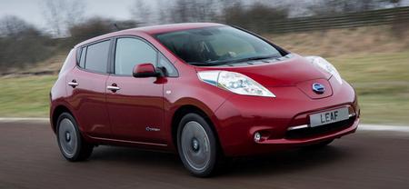 El Nissan Leaf arrasó en Europa en 2013, doblando sus ventas
