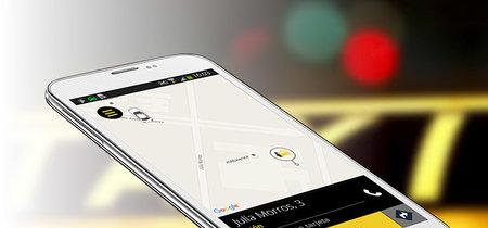 NTaxi, la app de los taxistas para plantar cara a Uber y Cabify que permite compartir gastos