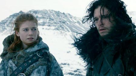 Nos acabamos de enterar del sustazo que dio Kit Harington (Jon Snow) a su prometida Rose Leslie (Ygritte) en April's Fools