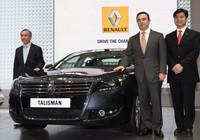 Renault Talisman, el nuevo tope de gama Renault