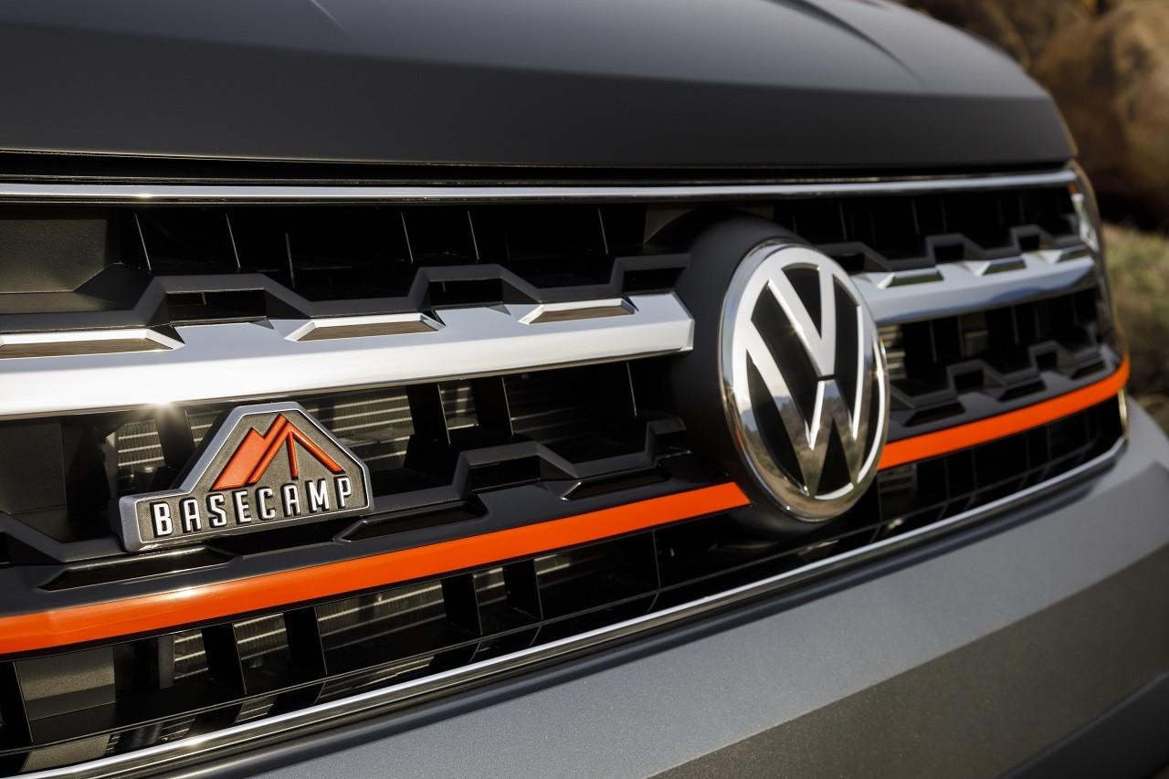 Foto de Volkswagen Atlas Basecamp Concept (11/26)