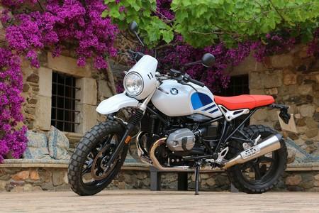 Cara a cara con la BMW R nineT Urban G/S, el espíritu del Dakar reencarnado en Alemania