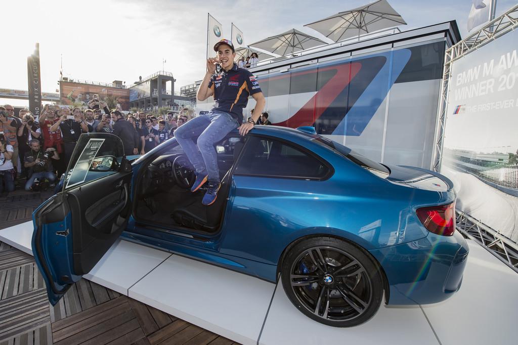 BMW M2 Marc Marquez