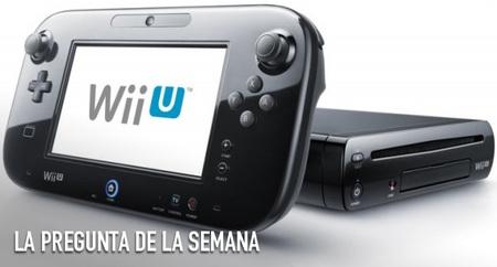 ¿Cuáles son vuestras primeras sensaciones con Wii U?: la pregunta de la semana