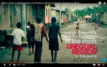 Los retos con los niños y niñas en América Latina y el Caribe: aún queda mucho por hacer