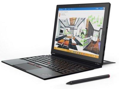 La modularidad llega a las tablets con Lenovo X1 Tablet: batería, proyector y escáner