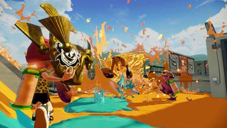 Mañana llega a Splatoon el nuevo modo de juego llamado Pez Dorado o Rainmaker