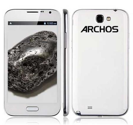 Archos smartphone recreation