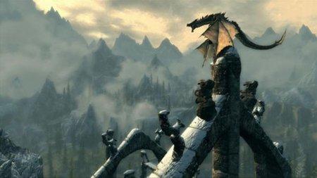 'The Elder Scrolls V: Skyrim', nuevos vídeos con hechizos, combates y dragones