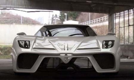 Lavinia SE será el primer deportivo eléctrico italiano