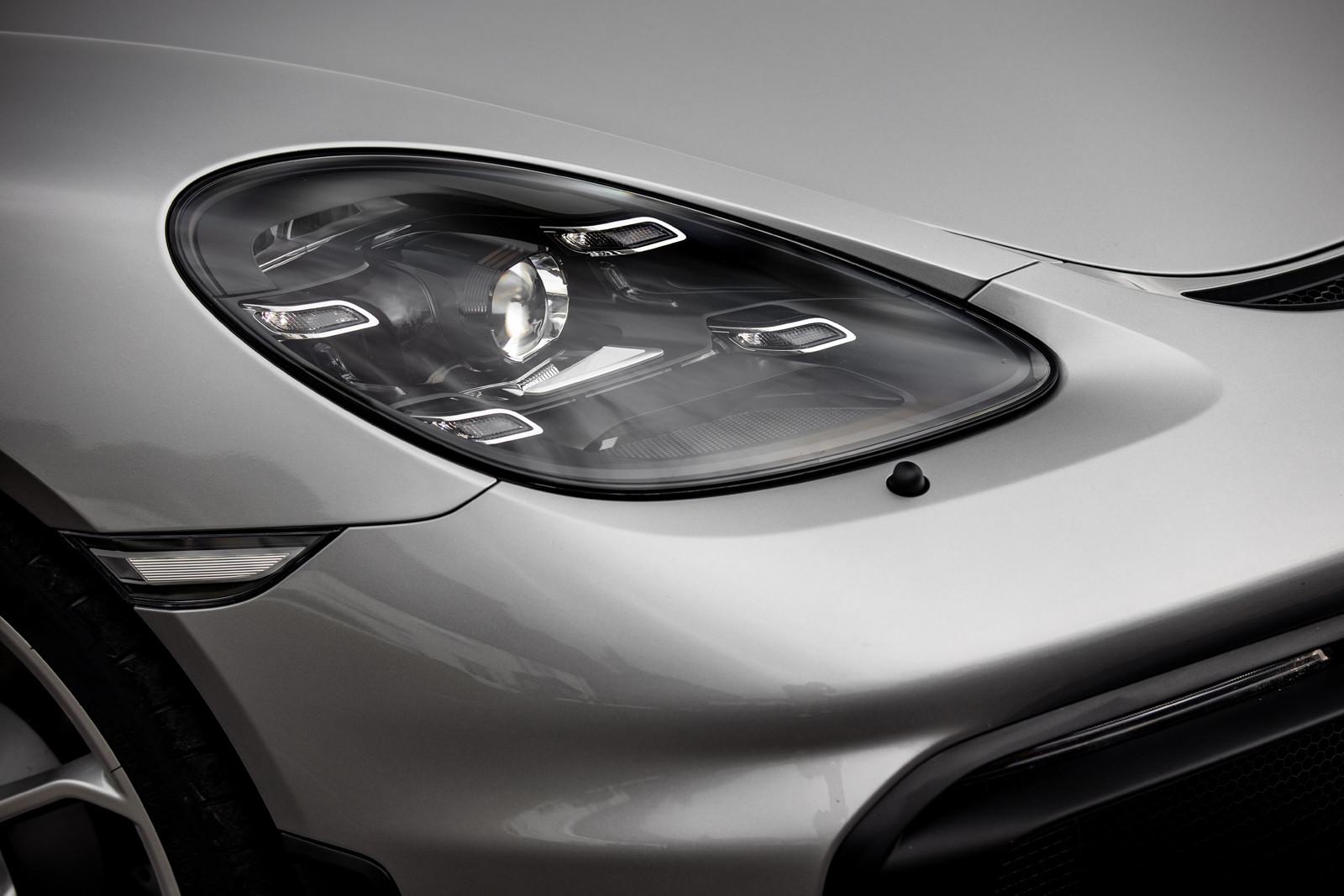 Foto de Porsche 718 Spyder (prueba contacto) (163/296)