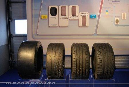 Neumáticos deportivos Michelin