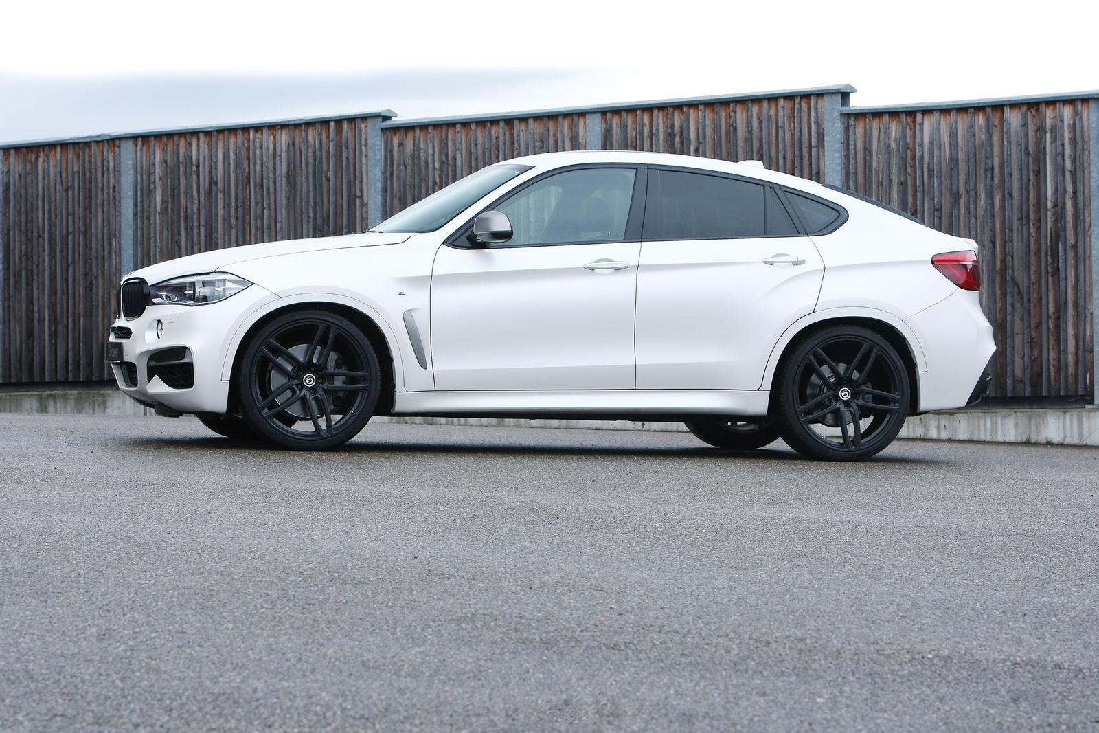 Foto de G-Power BMW X6 M50d (3/7)
