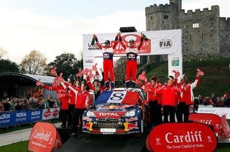 La semana después del Rally. Una española con un Skoda fue la única capaz de parar a Sébastien Loeb