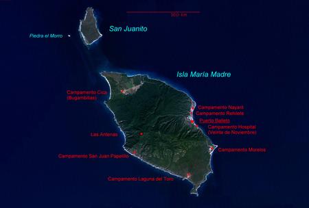 Isla Maria Madre