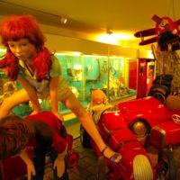 Edimburgo con niños: el Museo de la infancia