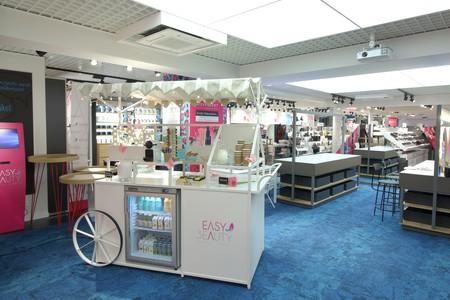 Llega a Barcelona EasyBeauty, una cadena de tiendas de belleza diferente y dispuesta a crecer y mucho