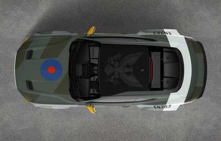 Mustang Bullitt Estara En El Goodwood Festival Of Speed 3