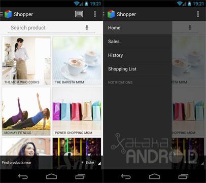 Nueva barra de navegación lateral en Android