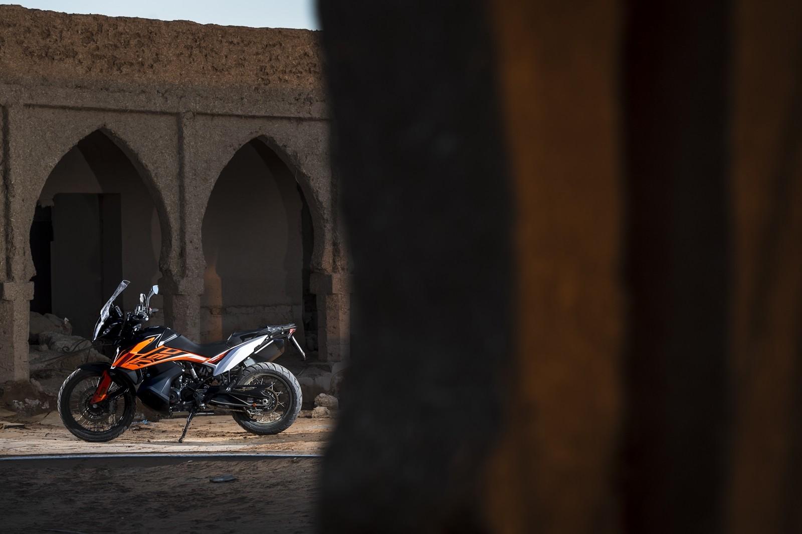 Foto de KTM 790 Adventure 2019, prueba (101/128)