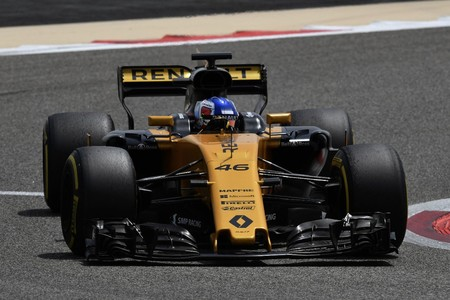 Sirotkin Renault F1