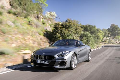 Probamos el BMW Z4 2019: el roadster es ahora más práctico y tecnológico, pero sin restar diversión