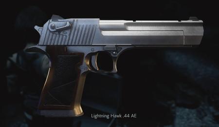 Guía de Resident Evil 3: dónde se consigue la mágnum Lightning Hawk