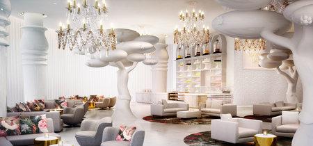 Nos fascina: Mondrian Doha Hotel, un hotel diseñado po Marcel Wanders