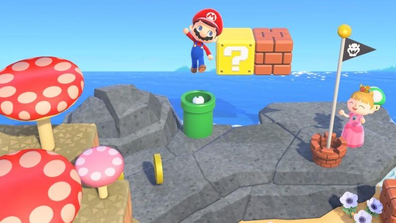 Los jugadores de Animal Crossing derrochan creatividad con las nuevas tuberías de Mario: desde estaciones de metro hasta zonas secretas
