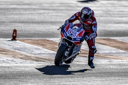 Andrea Dovizioso Gp Valencia Motogp 2017