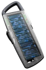 Solio Hybrid: cargador solar portátil