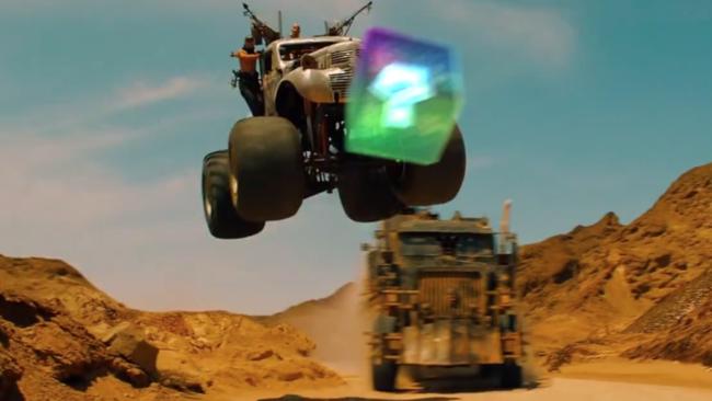 Imagen de Mario Kart: Fury Road