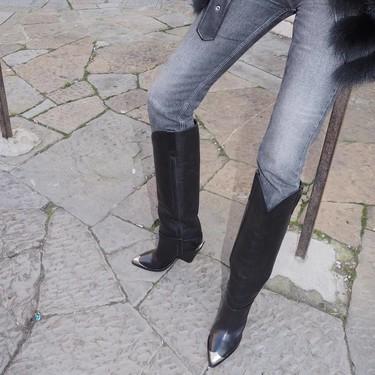Clonados y pillados: las botas más deseadas de Isabel Marant ya pueden ser tuyas por mucho menos (gracias a Bershka)