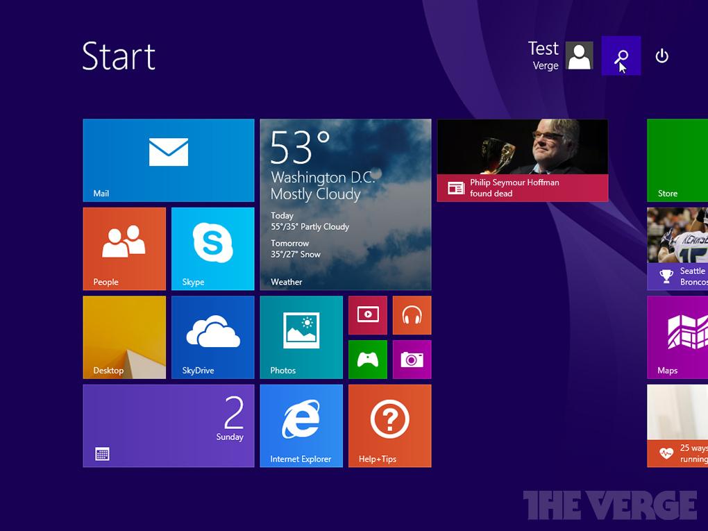 Foto de Capturas de pantalla Windows 8.1 Update 1 (9/9)