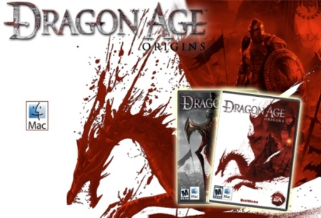 Dragon Age Origins tendrá versión para Mac OS X