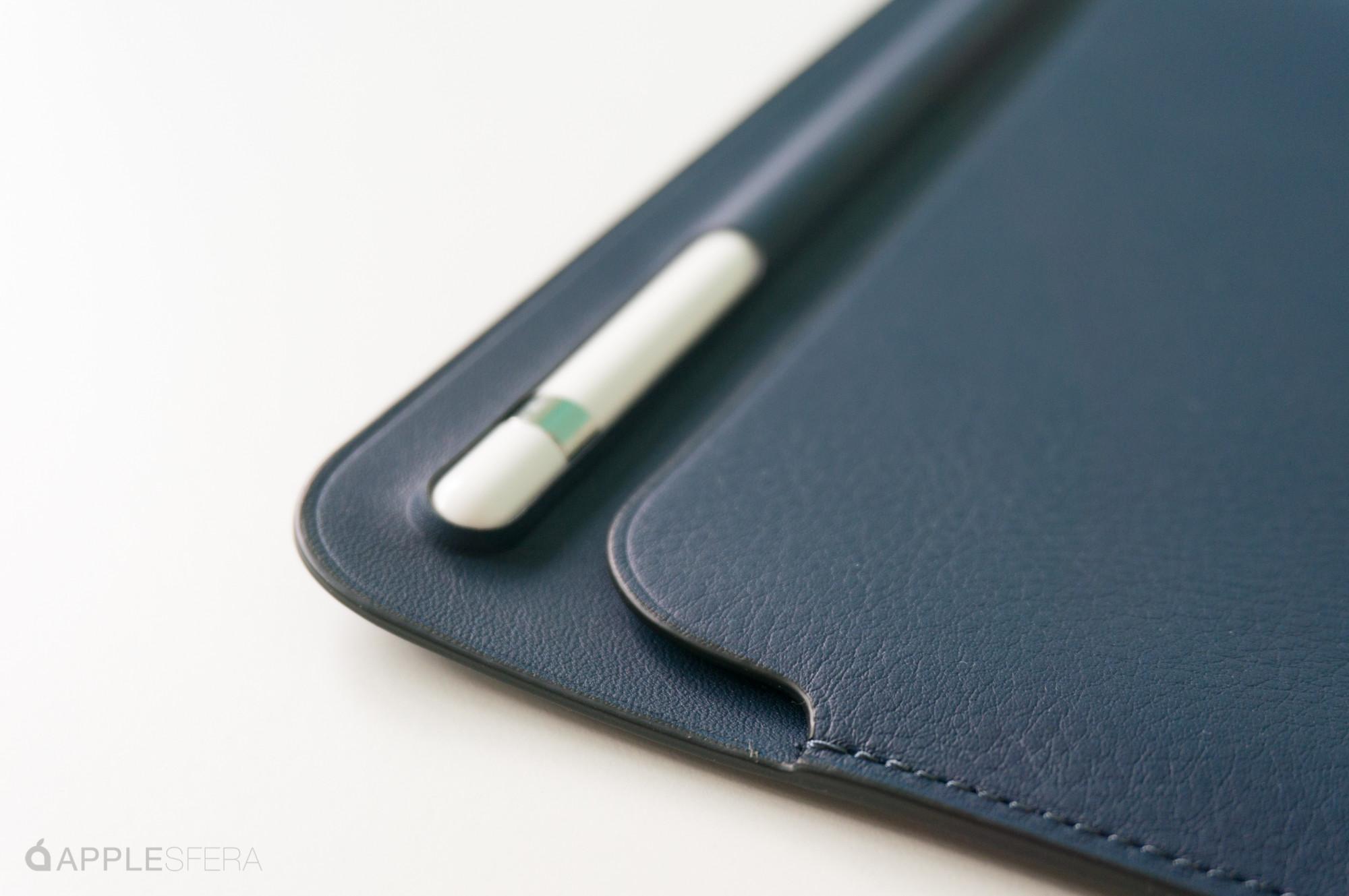 Nueva funda de piel para iPad Pro