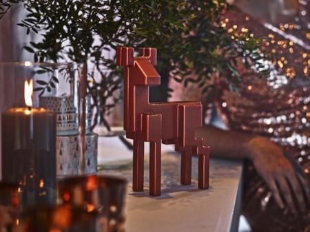 Ikea Adorno Decorativo Aluminio Samspelt Catalogo Navidad 2015 Ph130457