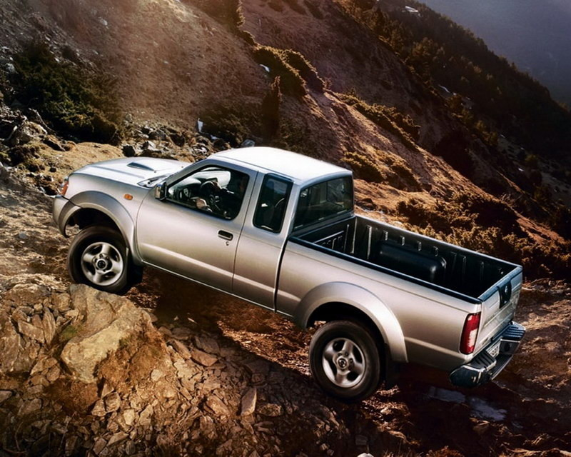 Foto de Nissan NP300 pick up (1/4)