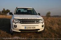 Land Rover Freelander 2 eD4 4x2, prueba (equipamiento y seguridad)