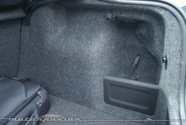 SEAT Toledo maletero