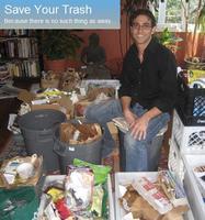 Para conocer tu alimentación, lo mejor es guardar la basura
